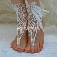ivory sandals, bridal sandals, wedding bridal, barefoot sandals, ivory accessories, wedding shoes, summer wear, handmade