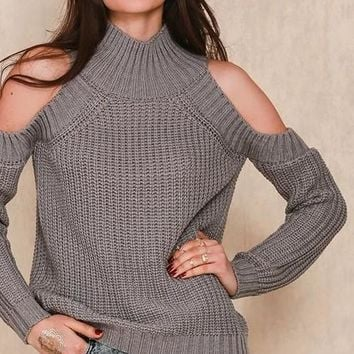 Welch Knitted Sweater