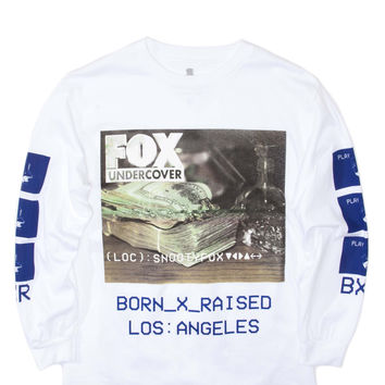 VHS Undercover Long Sleeve T-Shirt