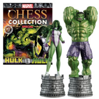 The Incredible Hulk & She-Hulk (Hero Rooks) Special Edition