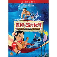 Disney Lilo & Stitch DVD | Disney Store