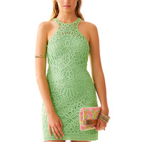 Lilly Pulitzer Jaimie Knit Lace Shift Dress
