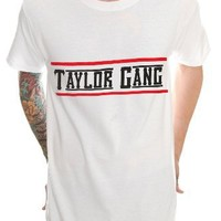 Wiz Khalifa Taylor Gang Slim-Fit T-Shirt 2XL Size : XX-Large