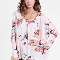 Curiosity Shop Floral Top - $32.00 : ThreadSence, Women's Indie & Bohemian Clothing, Dresses, & Accessories