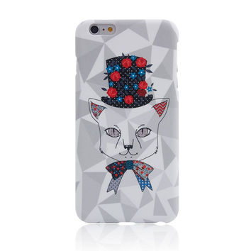 I am a Cat 5 Creative Handmade iPhone Cases for 5S 6 6S Plus