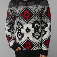 Urban Outfitters - Commerce Fair Isle Sweater