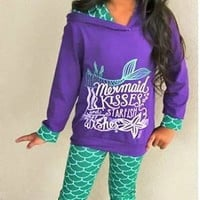 Mermaid Kisses 3 Piece Set