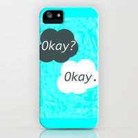 The Fault in Our Stars iPhone Case by DinoPrints