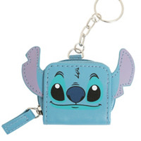 Disney Lilo & Stitch Zip Key Chain