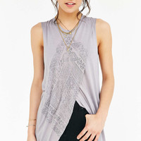 Truly Madly Deeply Crossover Tunic Top - Urban Outfitters
