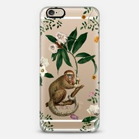 MONKEY WORLD: Amber-Ella iPhone 6s case by Fifikoussout | Casetify