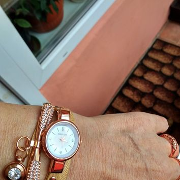 CARUDE Braclet Watch