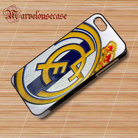 Real Madrid Logo art design custom case for all phone case