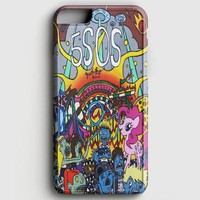 5 Seconds Of Summer Meadow Logo (5Sos) iPhone 6/6S Case