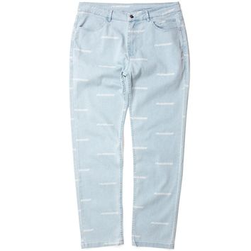 Typhoon Denim Pants Blue
