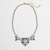 Factory crystal blossom necklace - Necklaces - FactoryWomen's Jewelry - J.Crew Factory