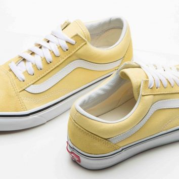 Old Skool Sneaker - Dusky Citron + True White