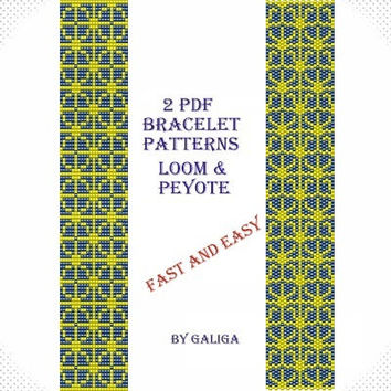best loom beading bracelet patterns products on wanelo