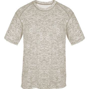 Badger 2191 Blend Youth Tee - Silver Blend