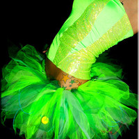 UV Tinkerbell Dance Costume