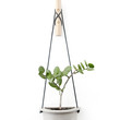wrk-shp — Concrete Hanging Vessel in Gray