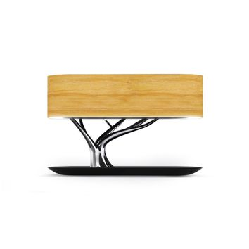 """Smart Lamp """"Tree of Light Bluetooth Speaker, Light and Phone Charger"""