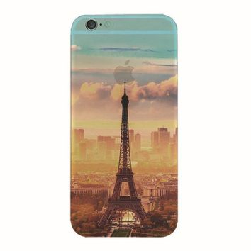 eiffel tower iphone 5s 6 6s plus case gift box 127  number 1