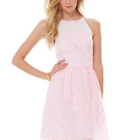 Kailey Chiffon Halter Dress - Lilly Pulitzer