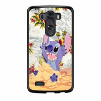 Disney Stitch Floral LG G3 Case
