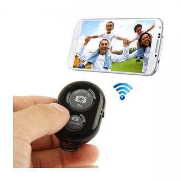 Bluetooth Selfie Remote Shutter Button!