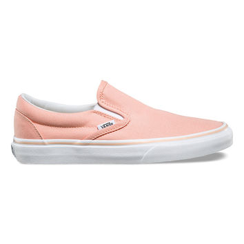 Vans Classic Slip On Tropical Peach