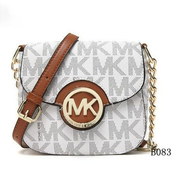 MK Women's chain small square shoulder bag shoulder bag