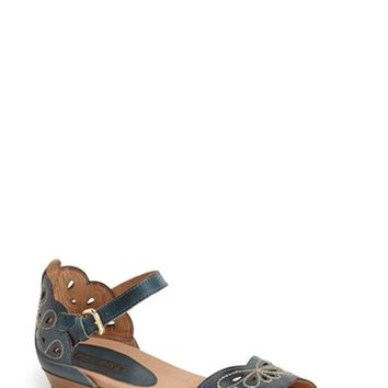 "Women's PIKOLINOS 'Alcudia' Leather Sandal, 1"" heel"