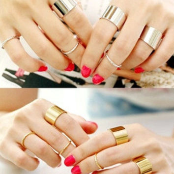 Stylish Shiny Gift New Arrival Jewelry Korean Ring [6057015105]
