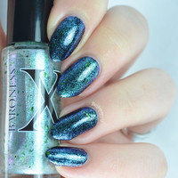 Phantasmic - Shifting Glass Flakie Polish