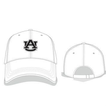 Licensed Official NCAA Adjustable Paul Hat Cap Curved Bill Top of the World KO_19_1