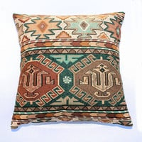 Two Native Rituals Decorator Throw Pillow Covers by Mill Creek- 16 inches