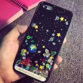 Cute Bling Bling Twinkle Twinkle Case for iPhone