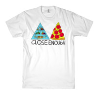 CLOSE ENOUGH TEE*