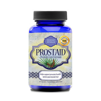 Totally Products Advanced Prostate Health Capsules (Pack of 120) - relief of an enlarged prostate