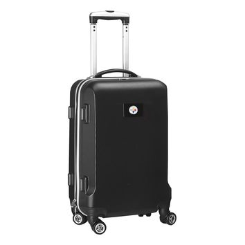 Pittsburgh Steelers Luggage Carry-On  21in Hardcase Spinner 100% ABS