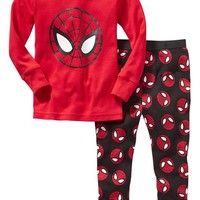 Old Navy Marvel Comics Spider Man Sleep Set For Baby