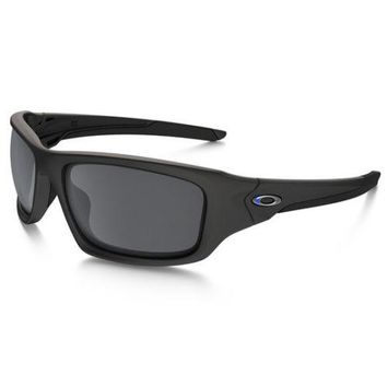 Oakley Valve SI Thin Blue Line w/ Black Iridium OO9236-28