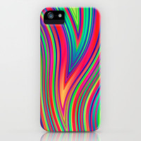 the Great Noize XVI iPhone Case by Rain Carnival