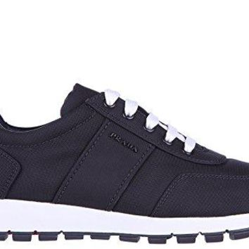 Prada Women's Shoes Trainers Sneakers Black