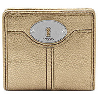 Fossil Wallet, Marlow Leather Bifold