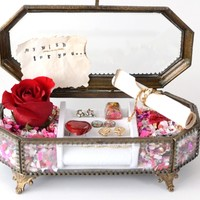 Pretty Little Wish Boxes for Valentine's Day - PBteen Blog