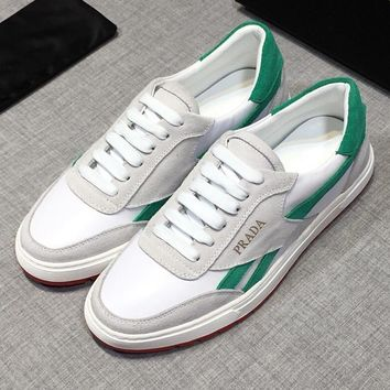 Prada Fashion Casual Sneakers Sport Shoes-24