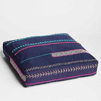 magical thinking stitched floor pillow from urban outfitters. Black Bedroom Furniture Sets. Home Design Ideas