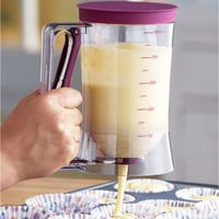 Muffin,Cake, Cupcake, Pancake Batter DIspenser